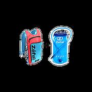 Рюкзак Zefal Z Hydro L,с гидратором 2л, красно-голубой - РОЗПРОДАЖ