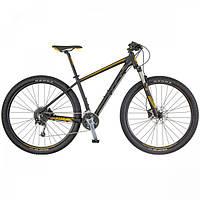 Горный велосипед SCOTT ASPECT 730 чёрно-жёлтый (2018) - XL