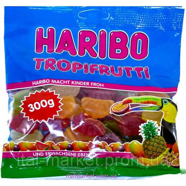 Желейки Харибо Тропические Фрукты Haribo Tropifrutti 300г