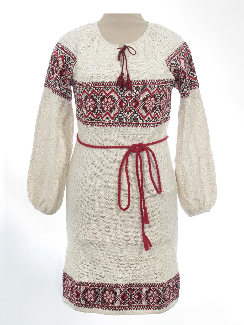 Плаття жіноче в'їхав язане Олеся