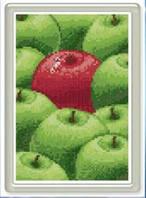 """Набор рисования камнями """"Яблоки"""""""