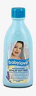 Babylove entspannendes Schlaf Gut Bad - Расслабляющая эмульсия для ванны для крепкого сна малыша 500 мл