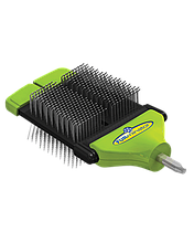 Насадка пуходерка FURflex Dual Slicker Brush Head for Small Dogs для собак и кошек