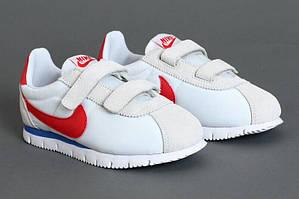 Детские кроссовки Nike Cortez Nylon White