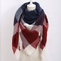 Платок шарф, женский теплый.