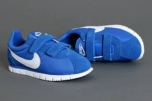 Детские кроссовки Nike Cortez Nylon Blue