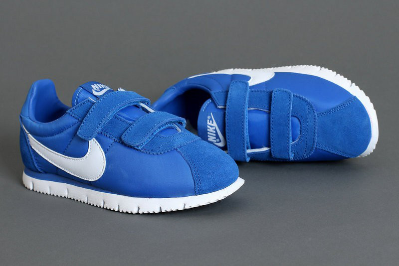 3caf30729 Детские кроссовки Nike Cortez Nylon Blue - Интернет магазин обуви  «im-РоLLi» в