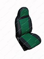 Чехлы на сидения универсальные - из автоткани Pilot Lux зеленый