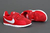 Детские кроссовки Nike Cortez Nylon Red