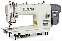 Промышленная швейная машина со встроенным приводом MINERVA M818 JDE