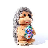 Детская мягкая игрушка,Ёжик пасхальный