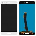 Дисплей (экран) для Xiaomi Mi5 с сенсором (тачскрином) белый Оригинал