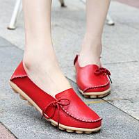 Туфли женские.Женские мокасины.Арт.1535, фото 1