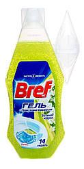 """Bref 360 мл. WC-гель для унитаза """"Зеленое яблоко"""". С корзинкой"""