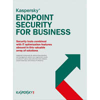 Антивирус Kaspersky Endpoint Security for Business - Adv. 10 ПК 2 year Base Lice (KL4867XAKDS_10Pc_2Y_B)