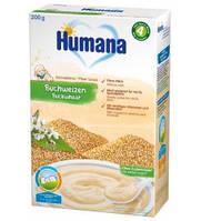 Молочная каша Humana гречневая200 гр.