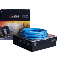 Двухжильный нагревательный кабель Nexans TXLP/2R 500/17, фото 1