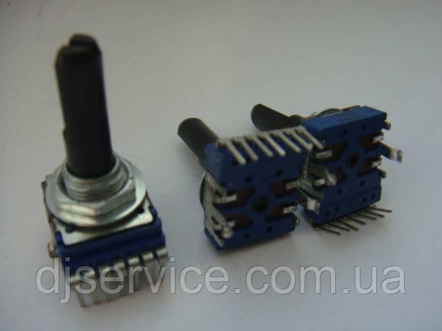 Потенциометр ALPS a50k 23mm для пультов