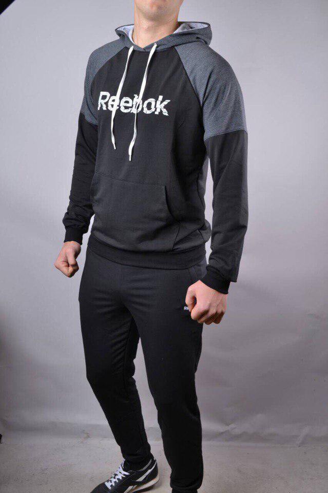Стильный мужской спортивный костюм - REEBOK - бренд ОПТОМ  продажа ... b706f9347d0