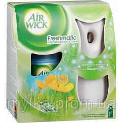 """Air Wick 1 шт. Освежитель воздуха автоматический """"После дождя"""" и сменный блок """"После дождя"""""""