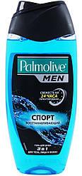"""Palmolive 250 мл. Гель для душа для мужчин 2-в-1 """"Спорт"""""""