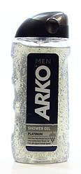 """Arko 250 мл. Гель для душа """"Platinum"""""""