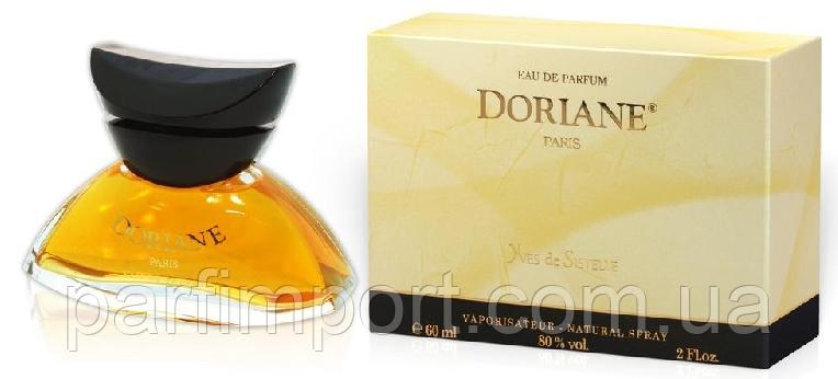 Doriane edp 60 ml парфумированная вода жіноча (оригінал оригінал Франція)