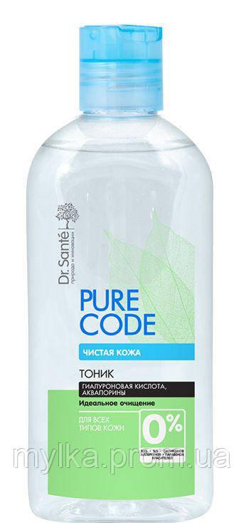 "Dr.Sante  200 мл. Тоник для всех типов кожи ""Pure Code"""