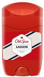 """Old Spice 50 мл. Твердый дезодорант для мужчин """"Lagoon"""". Стик"""