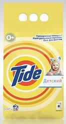 """Tide 2.4 кг. Стиральный порошок """"Для чувствительной и детской кожи"""". Для автоматической стирки"""