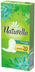 """Naturella 20 шт. Гигиенические прокладки """"Green Tea Magic Normal (с ароматом зеленого чая)"""""""