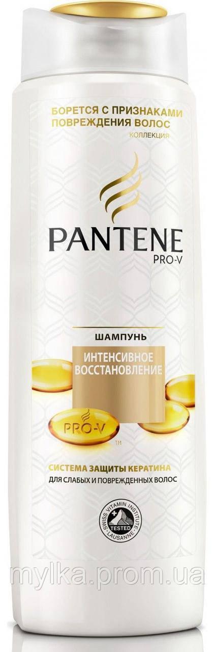 """Pantene 250 мл. Шампунь 2-в-1 """"Интенсивное восстановление"""""""