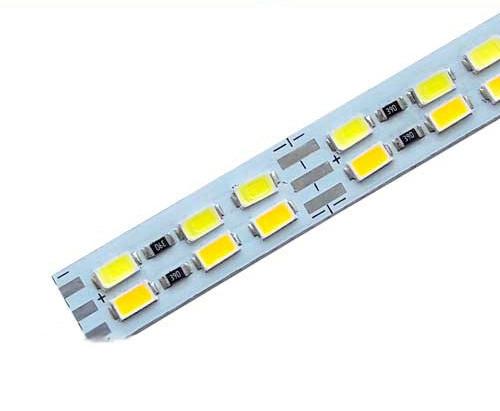 Светодиодная линейка BIOM Premium SMD 5730 White 144LED  на алюминиевой плате