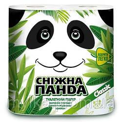 """Снежная панда 4 шт. Туалетная бумага """"Classic"""""""