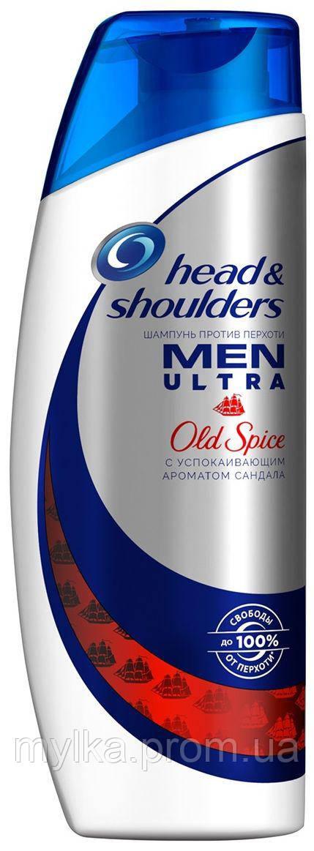 "Head & Shoulders  200 мл. Шампунь от перхоти для мужчин ""Old Spice"""