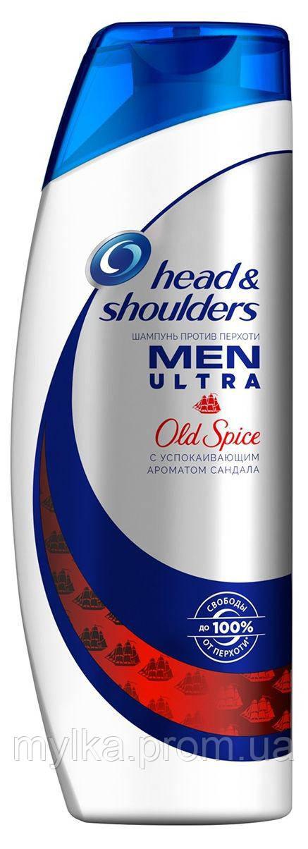 "Head & Shoulders  400 мл. Шампунь от перхоти для мужчин ""Old Spice"""