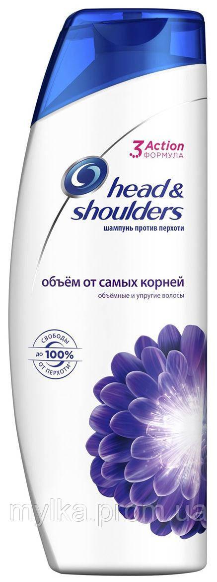 "Head & Shoulders  400 мл. Шампунь от перхоти для мужчин ""Объем от самых корней"""