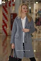 Женское модное демисезонное пальто  Albanto П-286