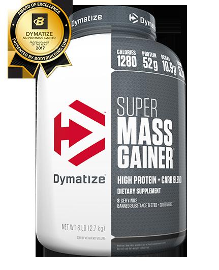 Dymatize Super Mass Gainer 2,7 кг