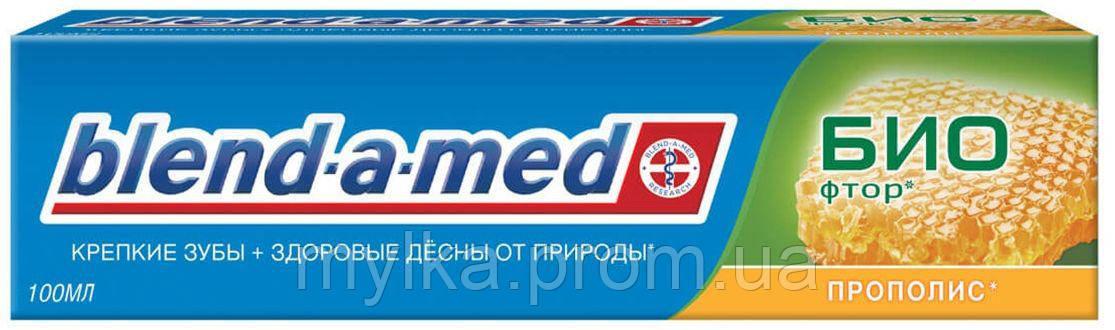 "Blend-a-med  100 мл. Зубная паста ""Bio Fluoride Propolis"""