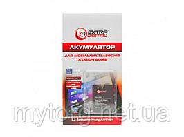 Аккумулятор Sony Ericsson BST-37, Extradigital, 1000 mAh (BMS6351)