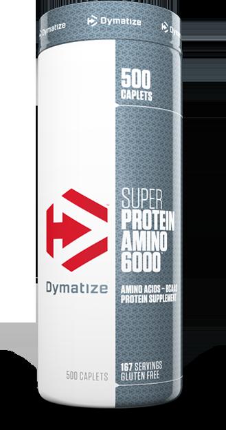 Dymatize Super Amino 6000, 500 таб.