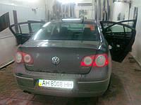 Лобовое стекло на VW Passat B6 (2005-2009)