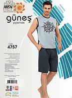 GUNES Комплект мужской с шортами 4757