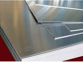 Лист алюминиевый 2.5 мм АМГ3М, фото 2