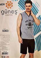 GUNES Комплект мужской с шортами 5003