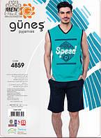 GUNES Комплект мужской с шортами 4859