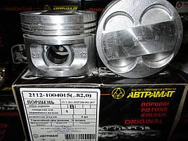 Поршень ваз 2112 82.0 А Автрамат
