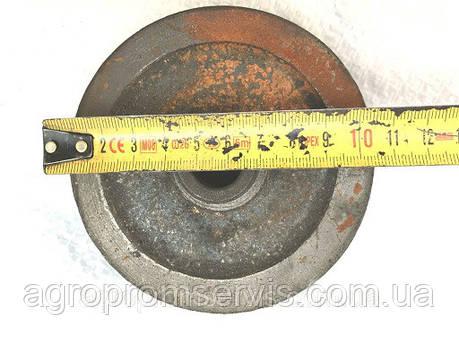 Шкив генератора 2-х ручейный диаметром 100 мм., фото 2