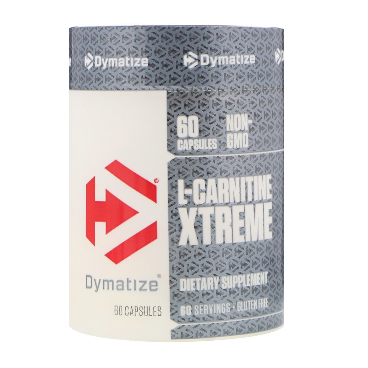 Dymatize L-carnitine Xtreme 60 капс.